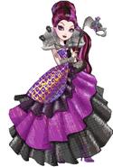 Raven Queen Thronecoming Art