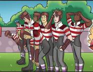 Bookball team