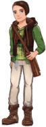 Profile art - Hunter Huntsman III
