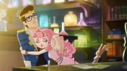 Cupid Hugging Dexter - CCC...K