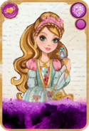 Ashlynn Ella Rebel Card