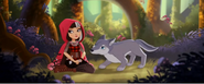 Cerise and Carmine - The Cat Who Cried Wolf