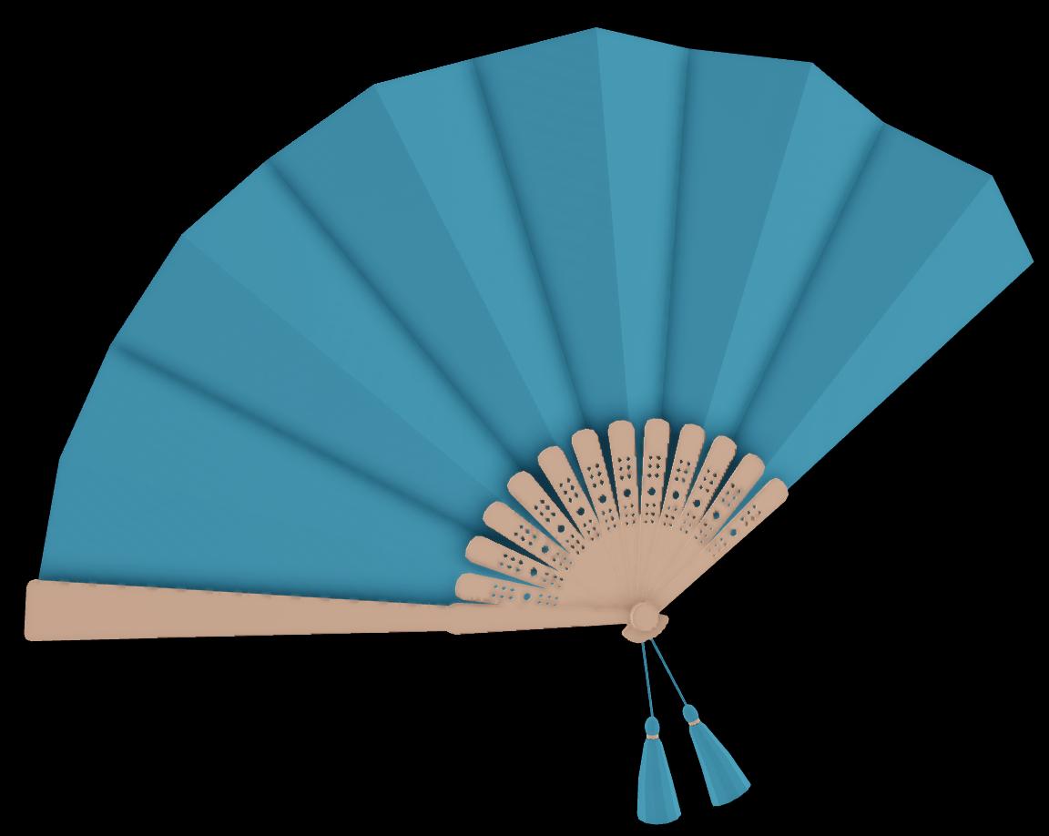 Coro/'s features hand fan