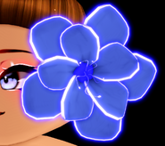 Tropical Hair Flower