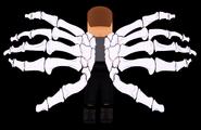 Undertaker's Hands