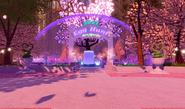 Easter 2021 Entrance to Egg Hunt Minigame