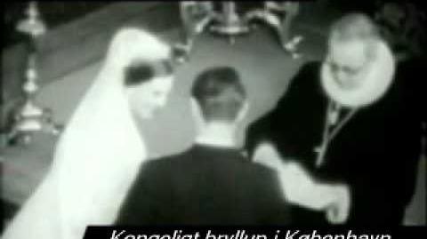 10._juni_1967_-_Kongeligt_bryllyp_i_København_-_Prinsesse_Margrethe_&_Prins_Henriks_bryllup