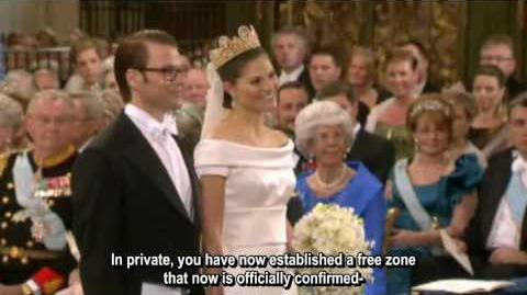 Victoria & Daniel's Wedding - Highlights