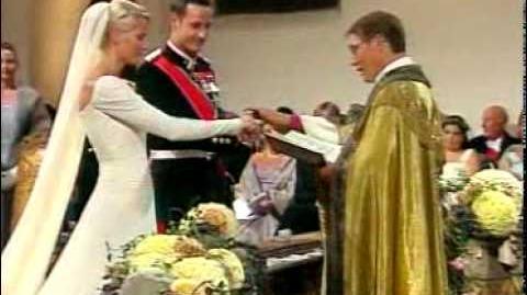 Kronprinsparets bryllup