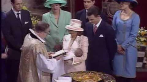 Prins Nikolai døbes 6