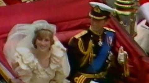 Wedding of Charles and Diana (Part 2)