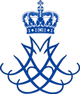 Dual Cypher of Margrethe II of Denmark and Henrik, Prince Consort
