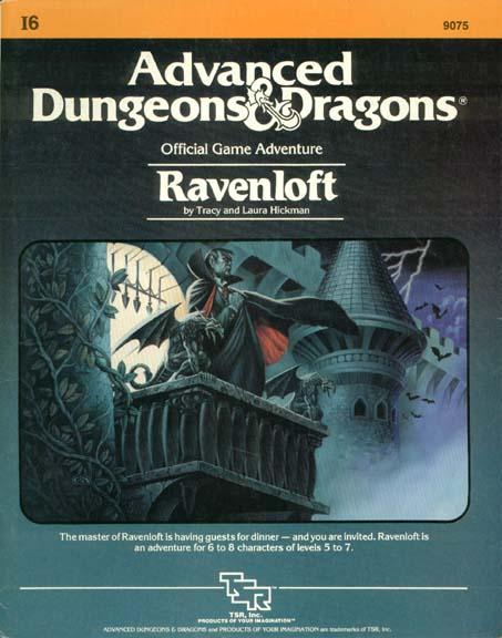 Ravenloft (модуль)