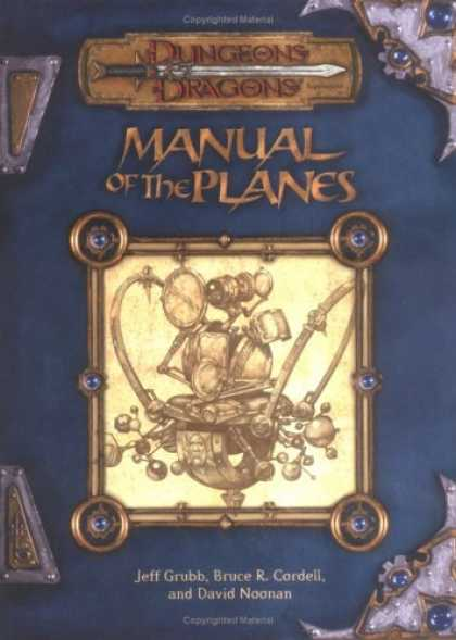 Manual of the Planes (D&D 3.0)