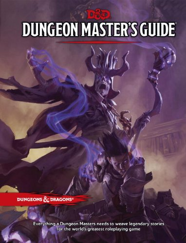 Dungeon Master's Guide (D&D 5)