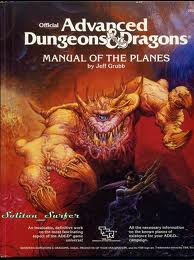 Manual of the Planes (AD&D)