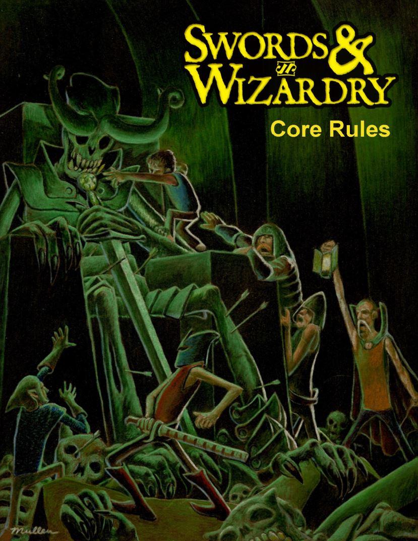 Swords & Wizardry Core Rules (июль 2009)