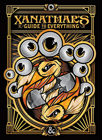 Xanathar's Guide to Everything (limited edition)