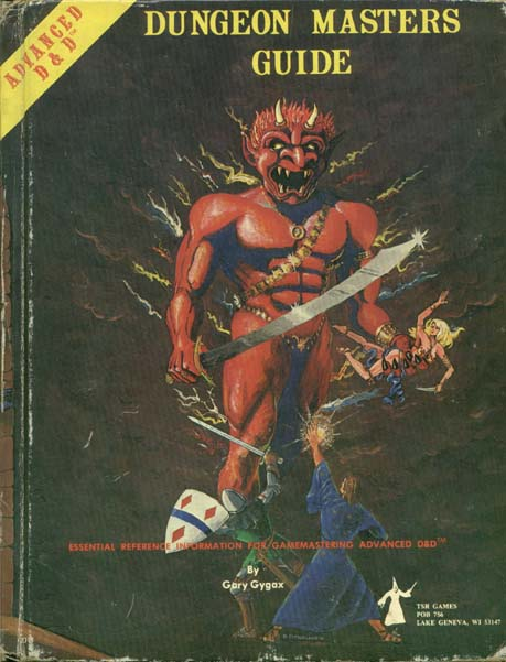 Dungeon Masters Guide (AD&D)