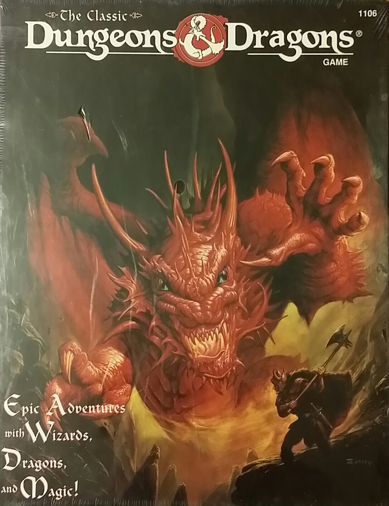 The Classic Dungeons & Dragons Game (1996)