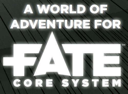 A World of Adventure for Fate Core
