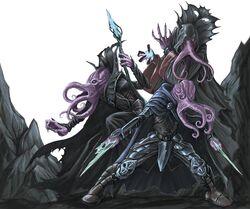 Иллитиды, обещанные в D&D 4