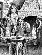 Elminster - Dalamar - Mordenkainen