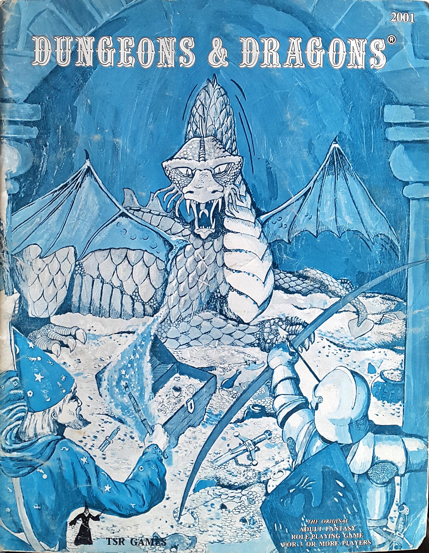 Basic Dungeons & Dragons (1977)
