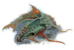 Аболет. Иллюстрация из «Monster Manual» 3.5-й редакции