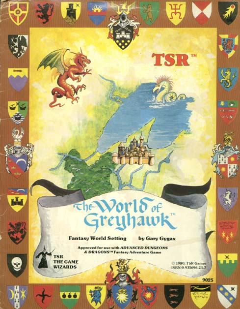 The World of Greyhawk (1980)