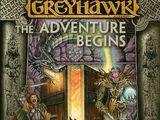 The Adventure Begins (Greyhawk)