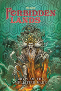 Forbidden lands mellified cover
