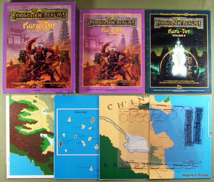 Kara-Tur: The Eastern Realms