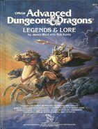 ADnD Legends and Lore