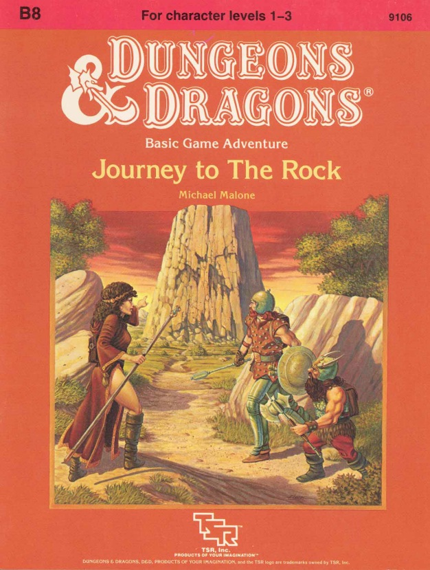 Journey to the Rock