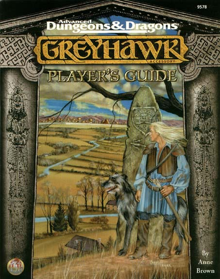Player's Guide to Greyhawk