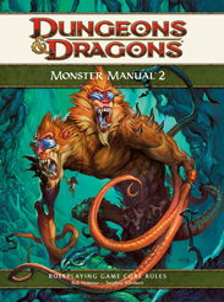 Monster Manual 2 (D&D 4)
