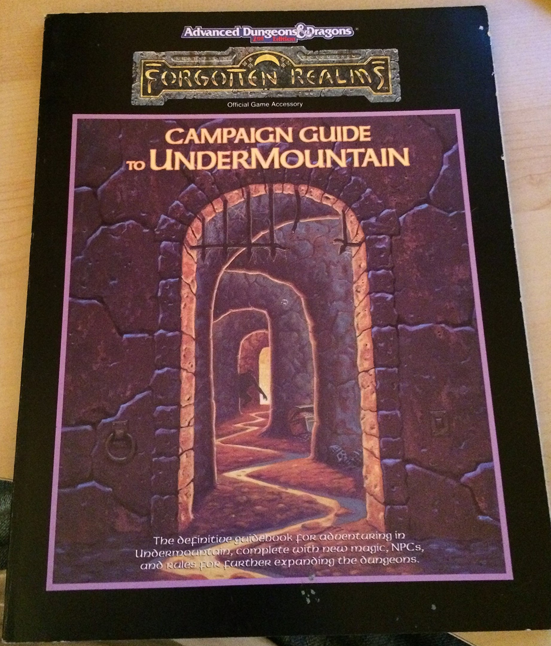 Campaign Guide to Undermountain