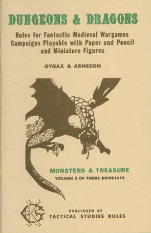 Monsters & Treasure (1974)