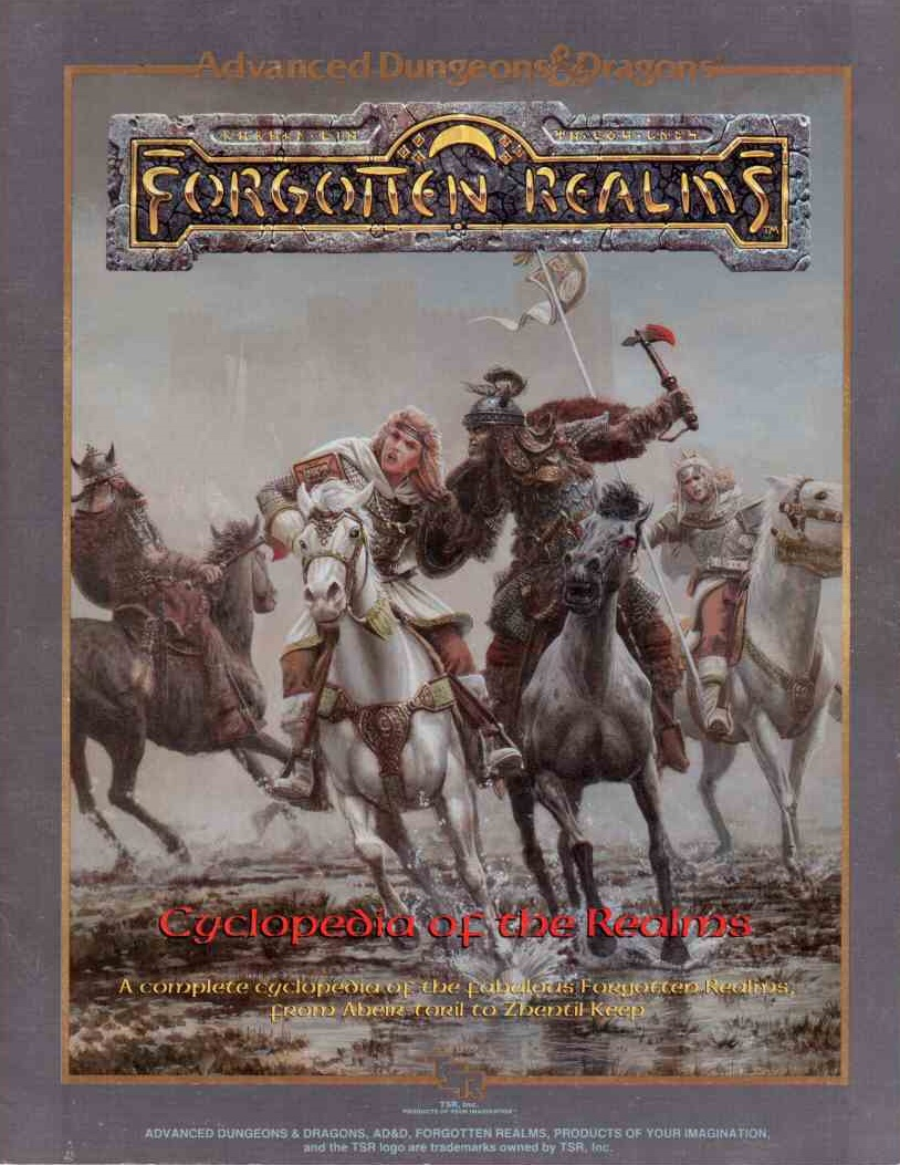 Cyclopedia of the Realms