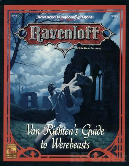 Van Richten's Guide to Werebeasts