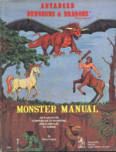 Monster Manual (AD&D)