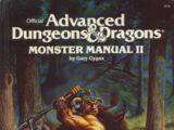 Monster Manual II (AD&D)