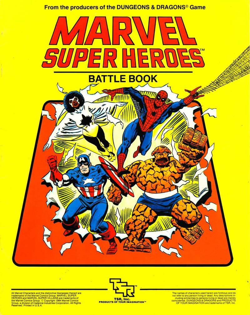 Battle Book (1984)