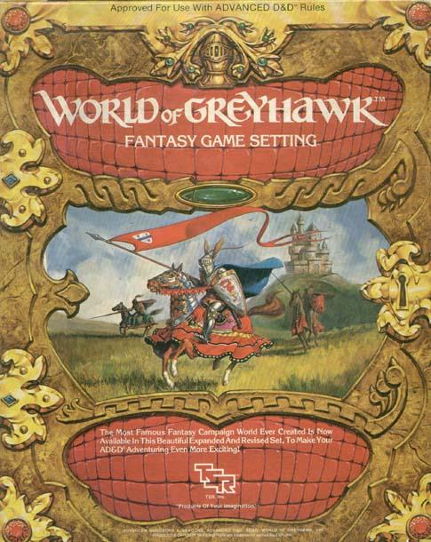 World of Greyhawk (1983)