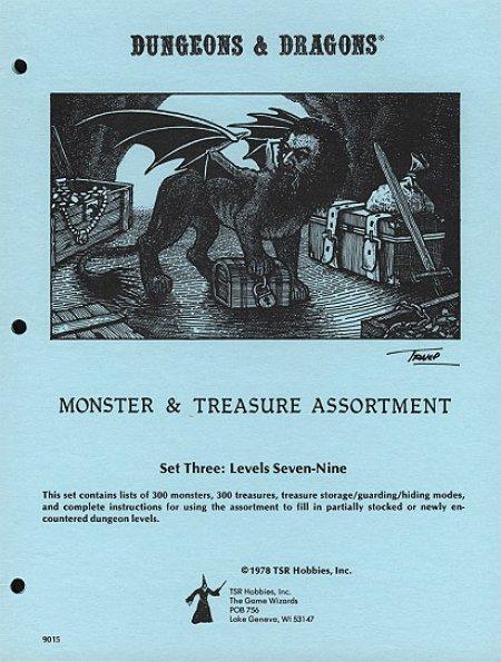 Monster & Treasure Assortment Set 3
