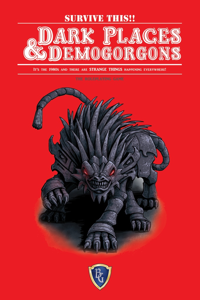 Dark Places & Demogorgons