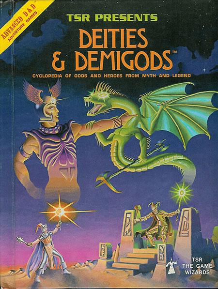 Deities & Demigods (AD&D)