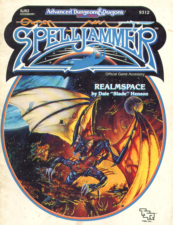 Realmspace (книга)