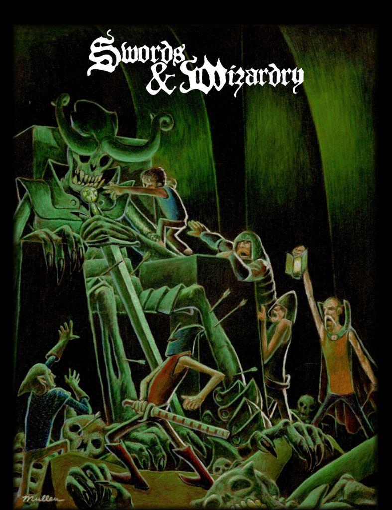 Swords & Wizardry Core Rules (март 2009)